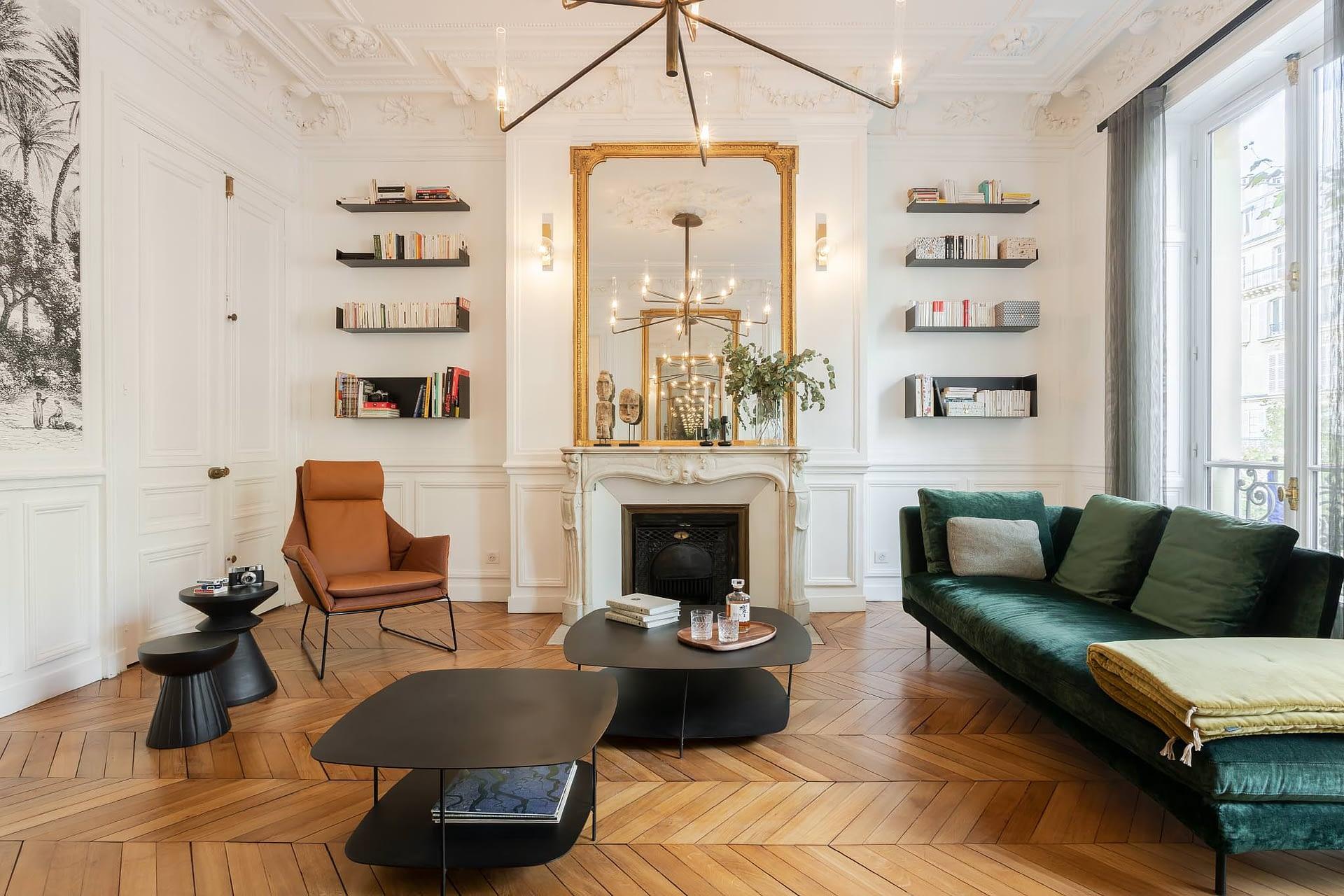 Appartement Voltaire Paris 01