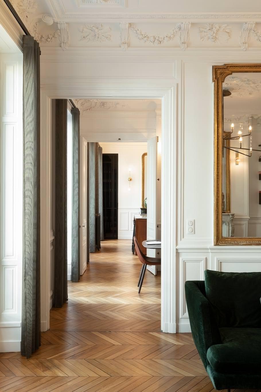 Appartement Voltaire Paris 03